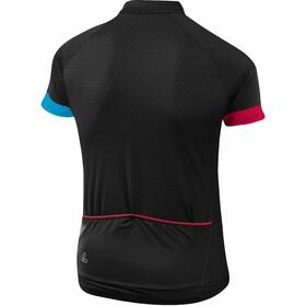 Löffler Rise Up Half-Zip Bike Shirt Women black